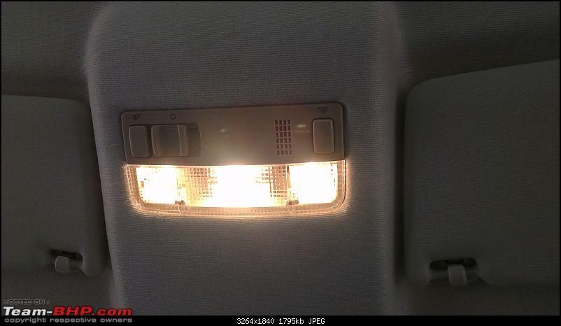 VW Polo DIY: Upgrading cabin light, headlight switch & installing footwell lights-imag2289.jpg