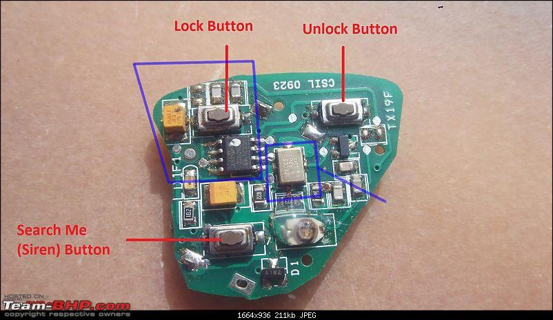 DIY: Troubleshooting & Fixing the Nippon Security System Remote-up1.jpg