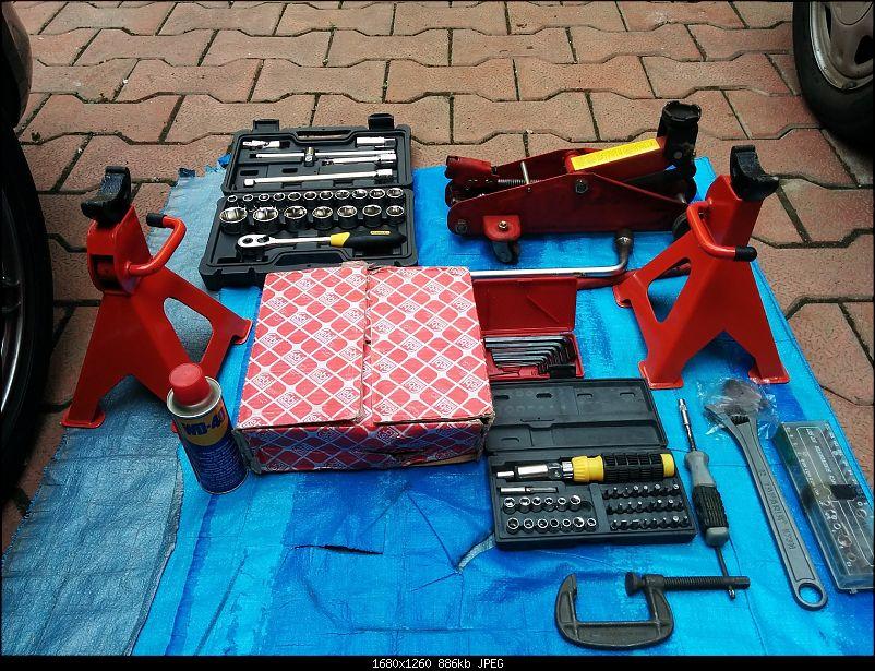 DIY: Skoda Fabia Brake Disc / Rotor Change & 4th Service too!-img_20150321_112406.jpg