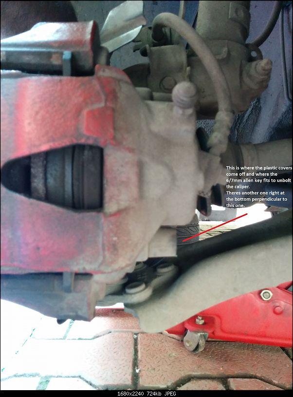DIY: Skoda Fabia Brake Disc / Rotor Change & 4th Service too!-img_20150321_113544.jpg