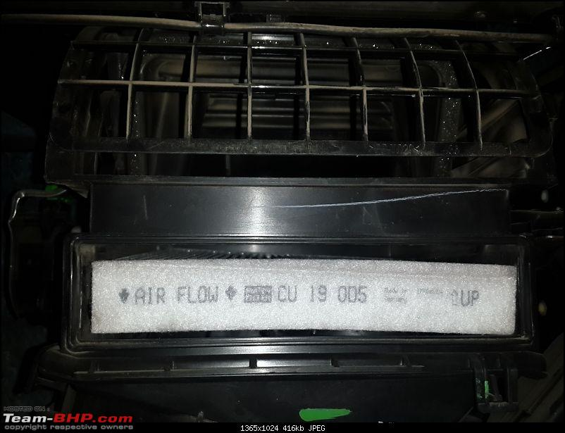 DIY: Cleaning the air-con blower of the Maruti Swift-20150219_172540.jpg