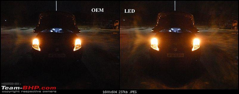 DIY Install: LED tail-lights & indicators in the Maruti Swift-4.-oem-vs-led-brightness.jpg