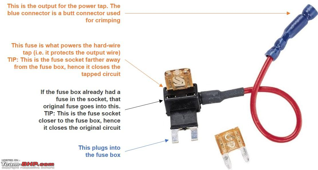 1405225d1439979303 diy hardwiring your dashcam fuse tap add circuit to car fuse box add new circuit to car fuse box \u2022 free how to tap into fuse box for power at gsmx.co