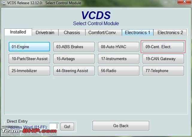 VW Polo DIY: Upgrading the BCM (Body Control Module) - Team-BHP