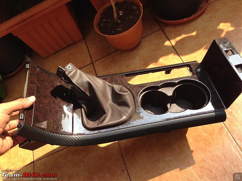 DIY: Carbon fiber vinyl for the dashboard (under 200 INR)-img_0222.jpg