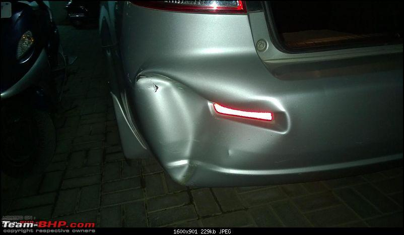 DIY: Fixing a Bumper Dent [No Painting]-.jpg