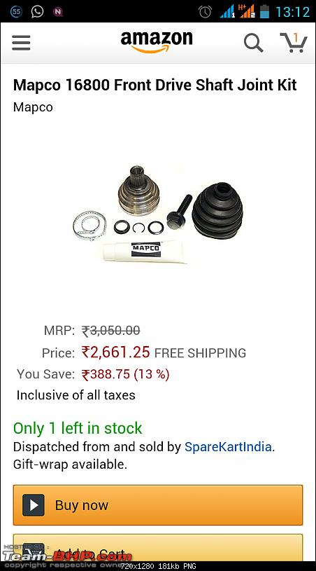 Skoda Fabia DIY: Suspension mount & bearings replaced-amazon.png