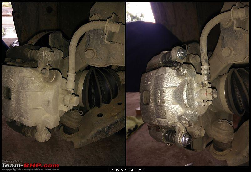 DIY: Brake Disc Caliper Pin Replacement-17.-caliper-cleaning-before-vs-after.jpg