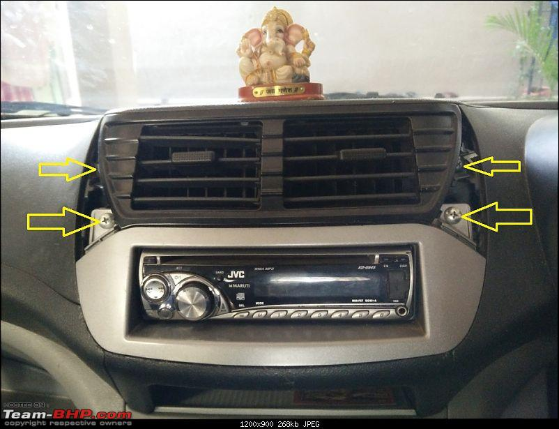 DIY: Tachometer Installation for WagonR & A-Star LXi-central-ac-vents-surrounding-panels-removed.jpg