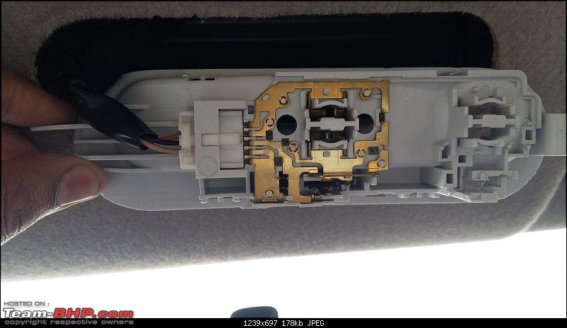 DIY: LED Footwell Lights & Cabin Lamp for the Nissan Sunny-11.jpg