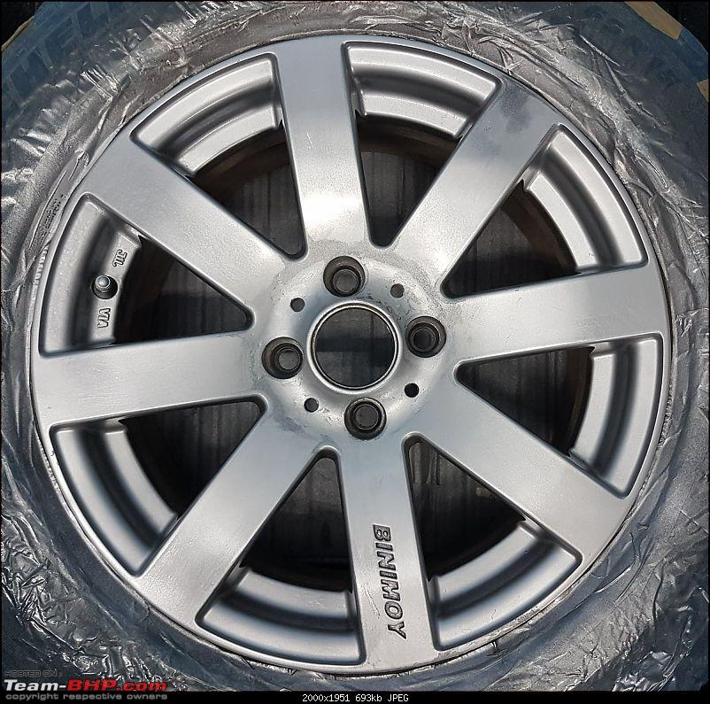 DIY: Painting Alloy Wheels with Spray Cans-1stsilver.jpg