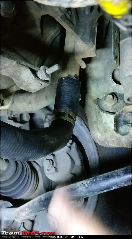 DIY: Radiator Replacement in a Maruti WagonR-17.-new-outlet-pipe-fixed.jpg