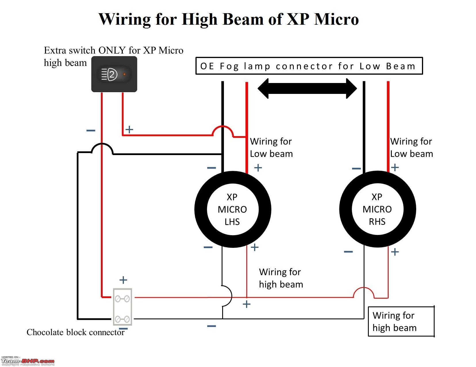Diy Install  3 U0026quot  Xp Micro Bi