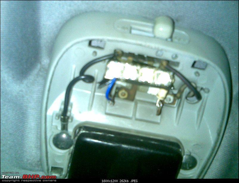Benny's first DIY : LEDs on an Ikon-26072009002.jpg