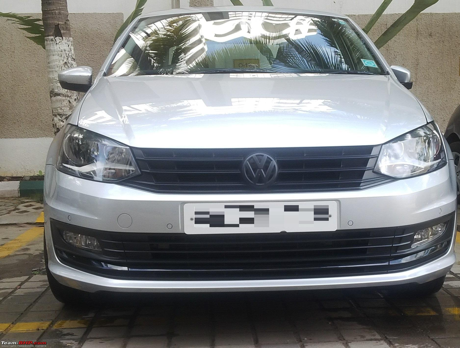 DIY: Installing OPS (Optical Parking System) in the VW Polo / Vento