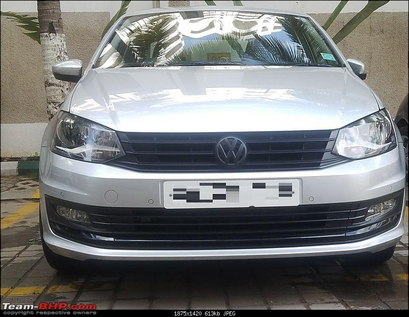 DIY: Installing OPS (Optical Parking System) in the VW Polo / Vento-frontsensors10.jpg