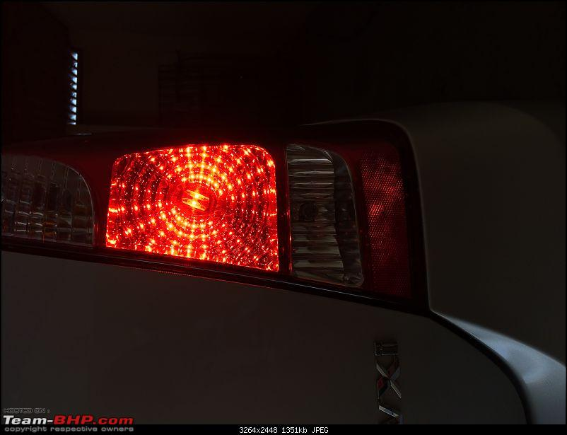 Diy Install Led Tail Lights Amp Indicators In The Maruti Swift Page 3 Team Bhp
