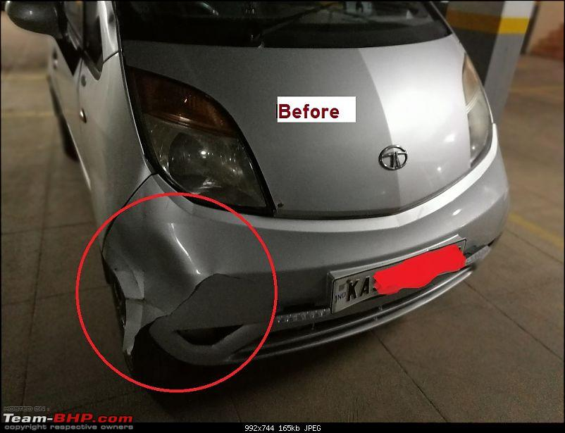 DIY: Fixing a torn bumper by stitching it up-before.jpg
