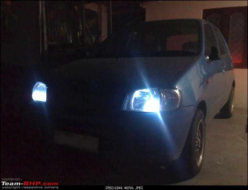 DIY-Blue LED Parking Lamp &amp; Speedo Meter+Wire Mesh Grille &amp; Underbody Neons for Alto-290820091155.jpg   <div style=