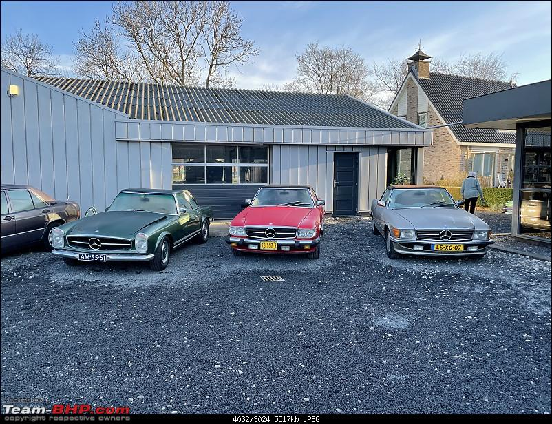 My Car Hobby: A lot of fiddling, and some driving too! Jaguar XJR, Mercedes W123 & Alfa Romeo Spider-img_3933.jpg