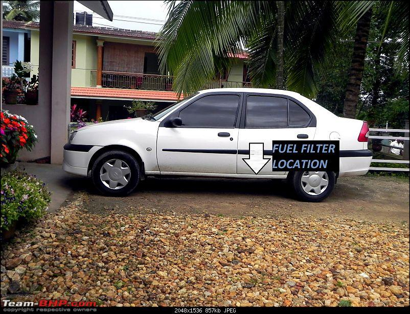 A List of DIY's for your car: A Pictorial Guide-fuel-filter-location.jpg
