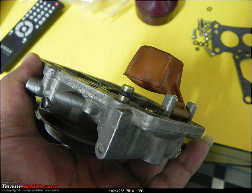 DIY : Great way to use a Sunday Part I - Carb Cleaning of Maruti 800-4-float-chamber.jpg