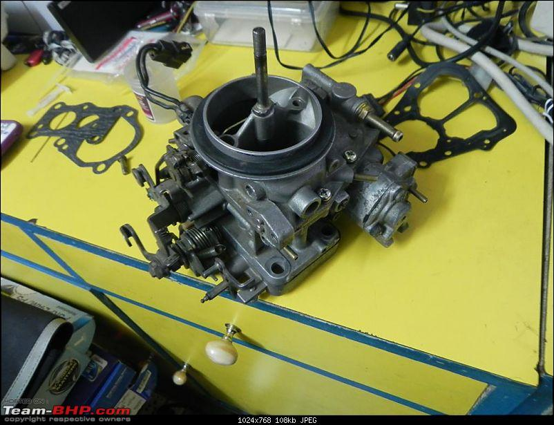 DIY : Great way to use a Sunday Part I - Carb Cleaning of Maruti 800-fully-assembled.jpg