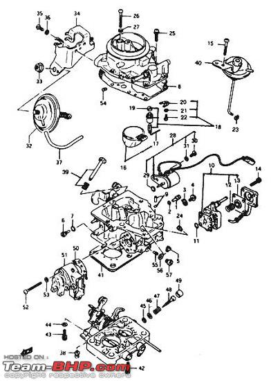 diy   great way to use a sunday part i - carb cleaning of maruti 800 - page 2