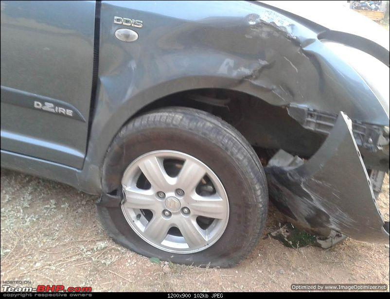 Dzire Accident: How seatbelts, ABS & airbags saved my life. Update from NHAI on page 8-7.jpg
