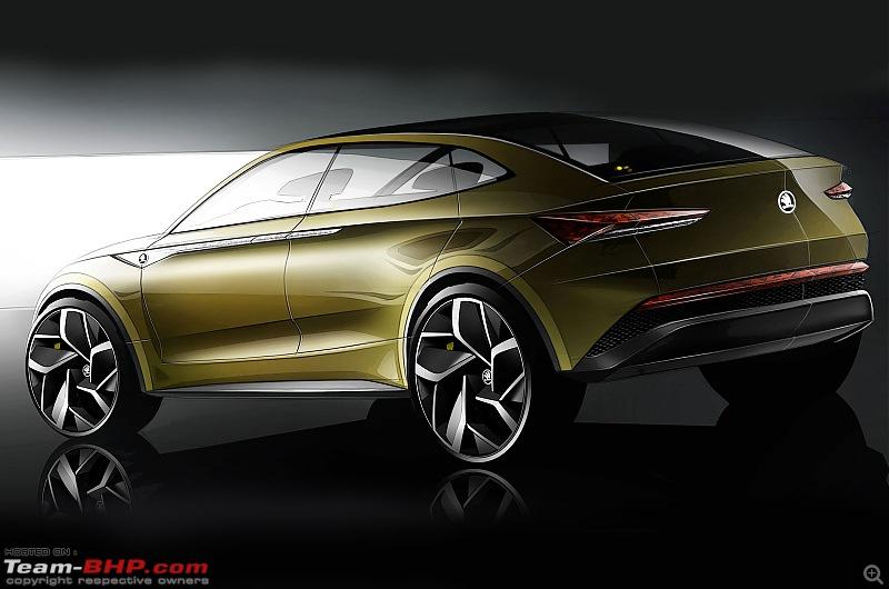 Skoda Vision E concept to rival Tesla Model X-visioneback.jpg