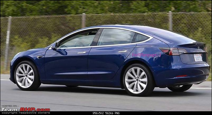 The Tesla Model 3, a ,000 sedan. EDIT: Specs revealed & deliveries begin-18058085_1331056036977209_2408554619871997938_n.png