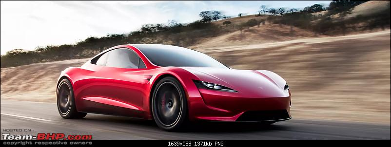 World's fastest production car is an EV! The Tesla Roadster-roadster.png