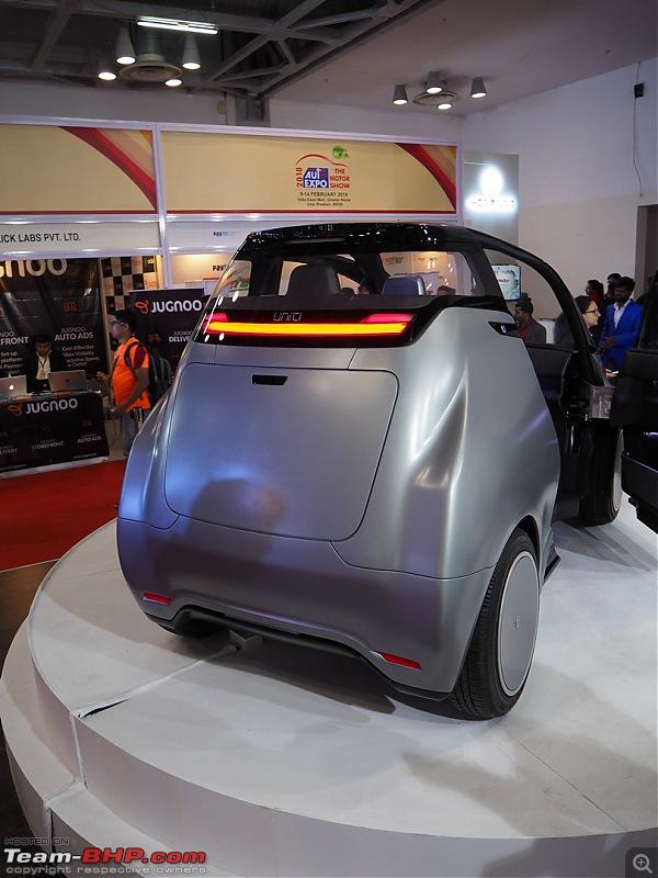 Uniti One Electric Cars @ Auto Expo 2018-6.jpg