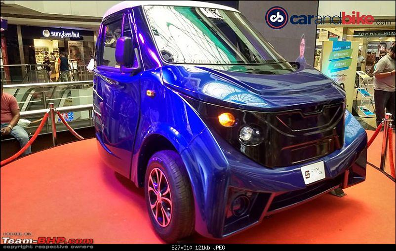 Strom Motors unveils the Strom R3 electric car in India-1.jpg
