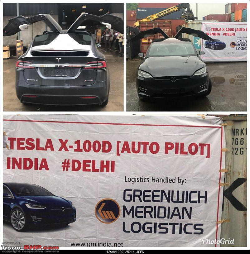 1st Tesla arrives in India - The Model X-dlccvmxvaaew4xb.jpg
