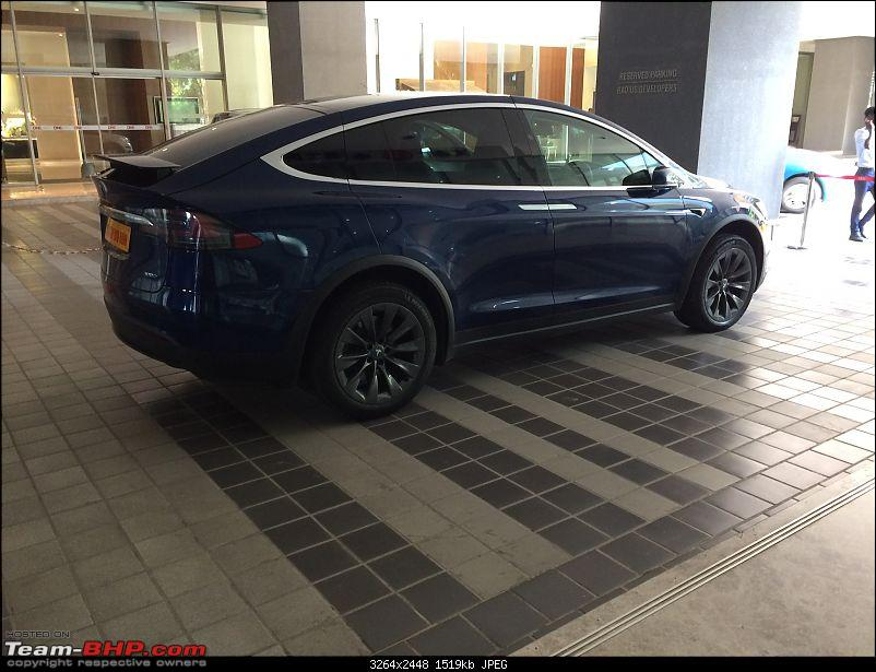 1st Tesla arrives in India - The Model X-img_4622.jpg