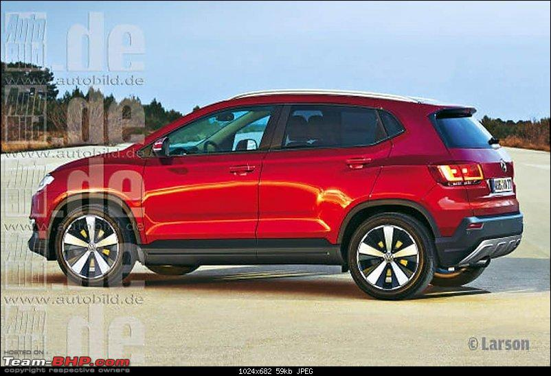 Volkswagen plans a new Electric CUV-polosuv1.jpg