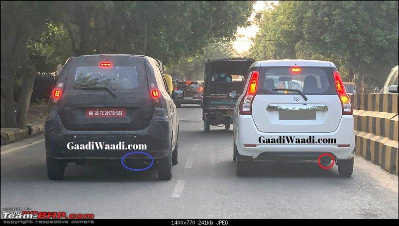 Camouflaged Maruti WagonR spied - Is this the electric version?-wagonr.jpg
