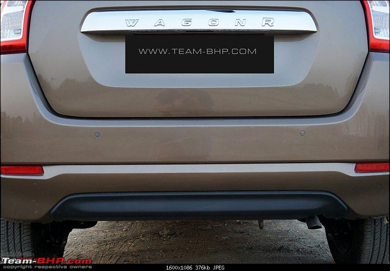 Camouflaged Maruti WagonR spied - Is this the electric version?-waggiesilencer.jpg