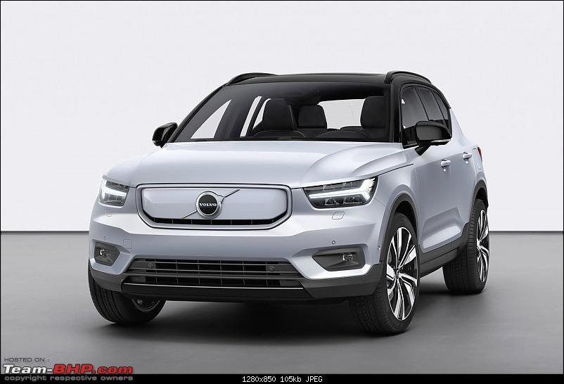 Volvo XC40 Electric variant coming to India in 2021-22-volvoxc40rechargefrontview.jpg