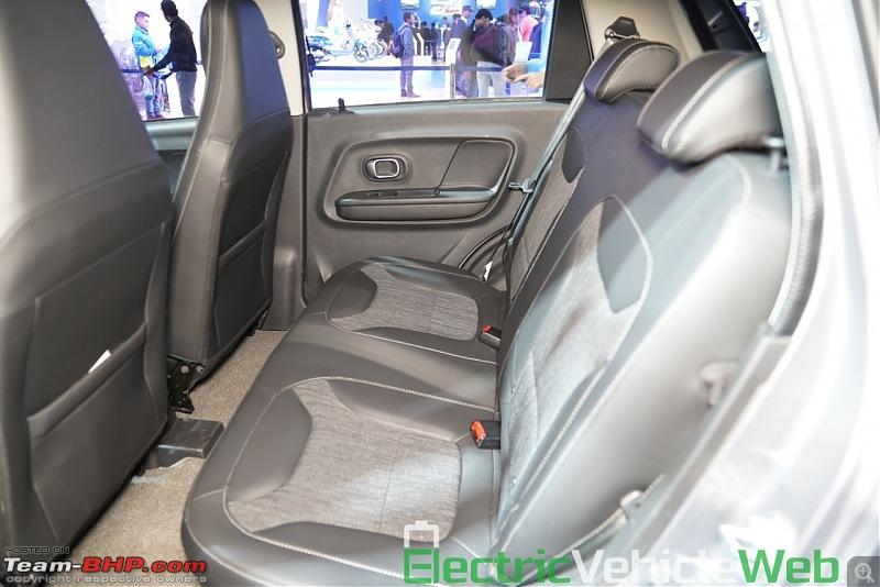 Haima Automobile unveils Bird Electric EV1-haimabirdelectricev1rearseatsautoexpo2020.jpeg