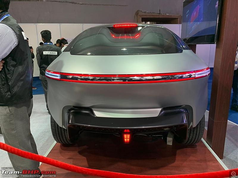 Japanese materials supplier showcases Asahi AKXY EV concept at Auto Expo 2020-asahiakxyconceptrearviewautoexpocomponent2020.jpeg