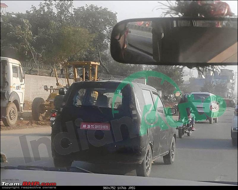 Camouflaged Maruti WagonR spied - Is this the electric version?-11.jpg