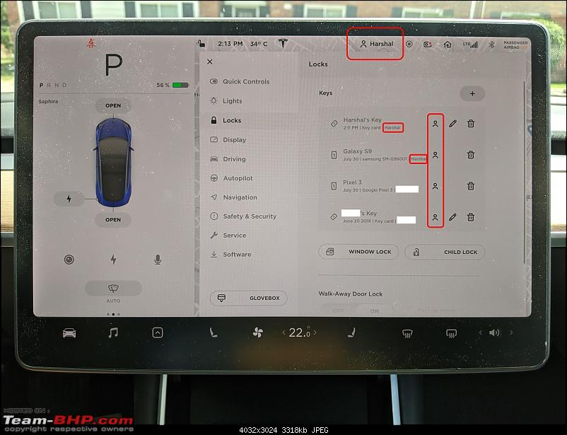 Journeying into the electric future – My Tesla Model 3 Dual Motor Review-locksmenu1.jpg