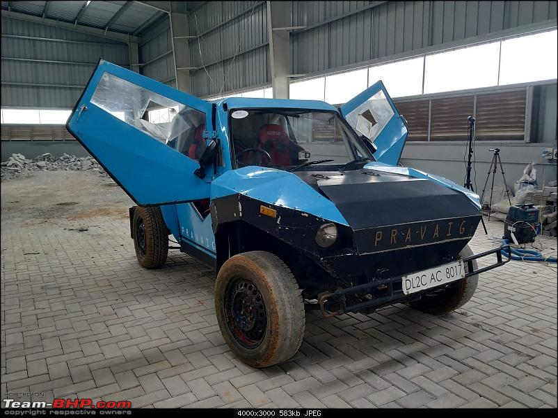 Visiting Pravaig Dynamics, a Bangalore-based EV company & checking out the Extinction prototype-img_20200914_141637.jpg