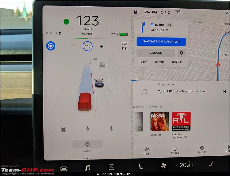 Journeying into the electric future – My Tesla Model 3 Dual Motor Review-14.-blind-spot-display.jpg