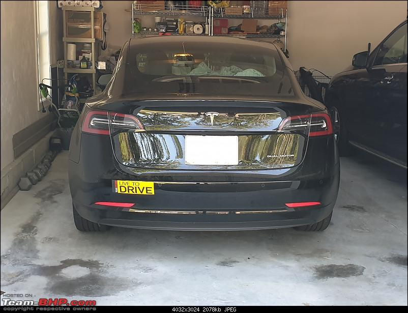 Journeying into the electric future - My Tesla Model 3 ...