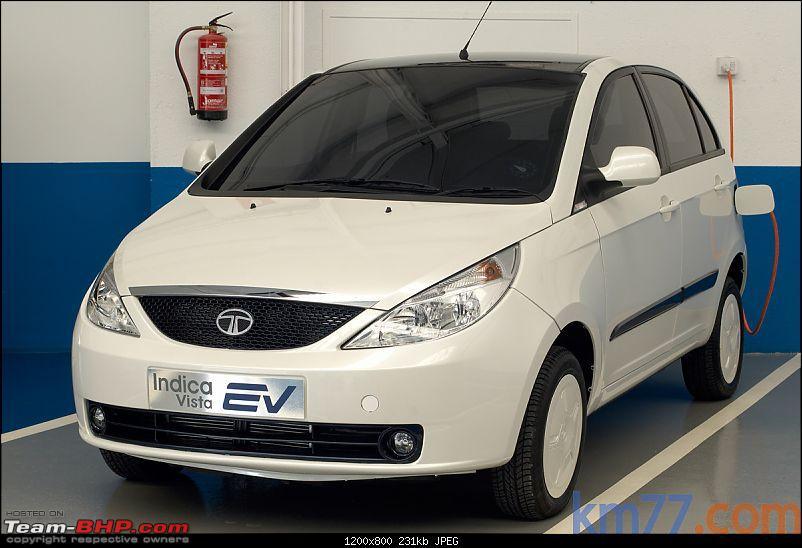 First official pics: Indica Vista EV CVT, LHD Vista Interior for Euro markets-5.jpg