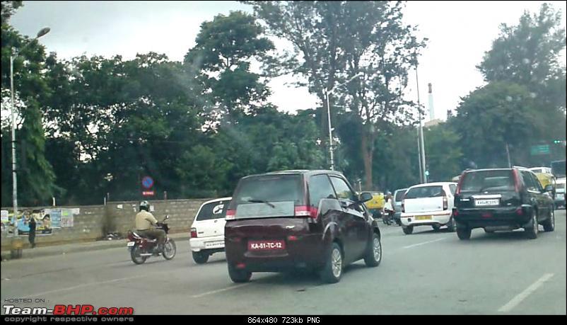 Scoop PICS : Maini Reva NXR caught testing in Bangalore!-vlcsnap2010081717h00m03s67.png