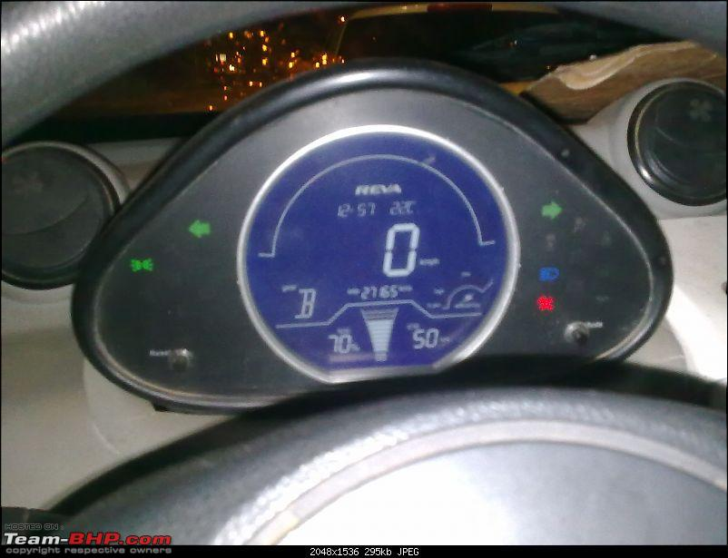 """SCOOP : Detailed Reva NXR pictures. UPDATE: Badged as the """"E2O""""-25052011663.jpg"""